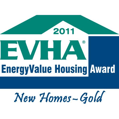 EnergyValue Housing Award – Gold