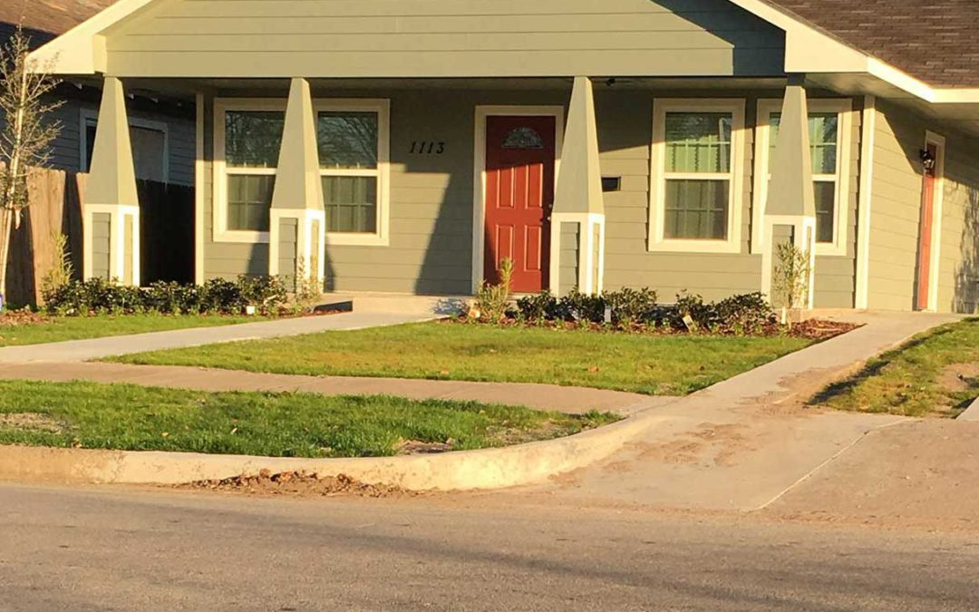 Tarrant County Affordable Housing